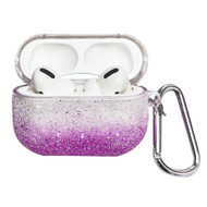 *Sale* Glitter Protective Case for Apple AirPods Pro - Gradient Purple