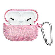 Glitter Protective Case for Apple AirPods Pro - Pink