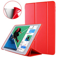 Slim Smart Leather Folio Hybrid Case for iPad Air 3 (3rd Generation) / iPad Pro 10.5 inch - Red