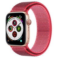 Active Nylon Watch Band Strap for Apple Watch 40mm / 38mm - Hibiscus