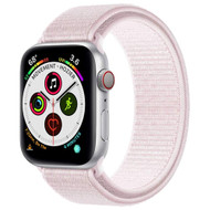 Active Nylon Watch Band Strap for Apple Watch 40mm / 38mm - Pearl Pink