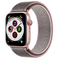 Active Nylon Watch Band Strap for Apple Watch 40mm / 38mm - Pink Sand