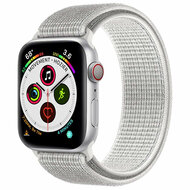 Active Nylon Watch Band Strap for Apple Watch 40mm / 38mm - Seashell Gray