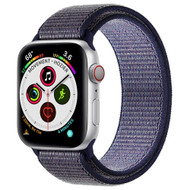 Active Nylon Watch Band Strap for Apple Watch 40mm / 38mm - Sunset Blue