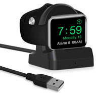 Magnetic Charging Dock for Apple Watch - Black