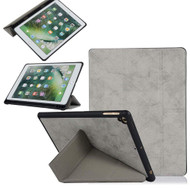 *Sale* Multi-Angle Smart Leather Hybrid Case for iPad Air 3 (3rd Generation) / iPad Pro 10.5 inch - Grey