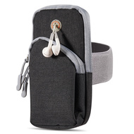 Universal Sports Armband Pouch - Black