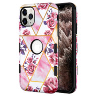 *Sale* TUFF Subs Hybrid Armor Case for iPhone 11 Pro Max - Marble Roses