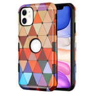 TUFF Subs Hybrid Armor Case for iPhone 11 - Triangle Squad