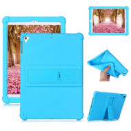 Drop Protection Silicone Case with Stand for iPad 10.2 inch (7th Generation) / iPad Air 3 / iPad Pro 10.5 - Baby Blue