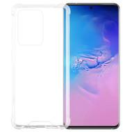 Crystal Clarity Flexible TPU Case for Samsung Galaxy S20 Ultra - Clear