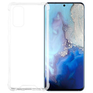 Crystal Clarity Flexible TPU Case for Samsung Galaxy S20 - Clear