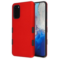 TUFF Subs Hybrid Armor Case for Samsung Galaxy S20 - Red