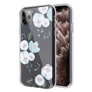 Fusion Shield Tough Snap-on Transparent Case for iPhone 11 Pro Max - Floral