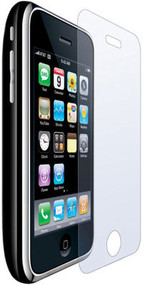 Ultra Clear Full LCD Screen Protector for iPhone 3G / 3GS