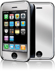 Mirror Reflect Ultra Clear Full LCD Screen Protector for Apple iPhone 3G / iPhone 3G S