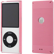 Ultra Slim Hard Shell Case for 4th and 5th Generation iPod Nano (Pink)