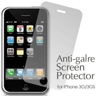 Anti-Glare Clear Screen Protector for Apple iPhone 3G / 3GS