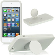 Bandstand Mirror Case for iPhone 5 / 5S - White