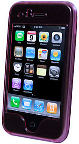 Protective Hard Shell for Apple iPhone 3G / iPhone 3G S (Pink)