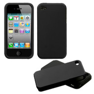 Fusion Multi-Layer Hybrid Case for iPhone 4 / 4S - Black