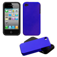 Fusion Multi-Layer Hybrid Case for iPhone 4 / 4S - Blue