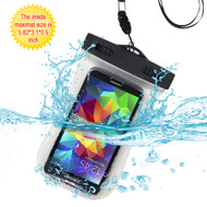 Stay Dry Waterproof Case - Clear