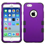 Military Grade Certified TUFF Hybrid Case for iPhone 6 / 6S - Purple