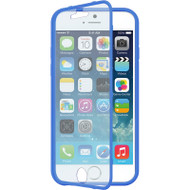 Gelli Flip Case with Integrated Screen Protector for iPhone 6 - Navy Blue