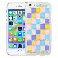 Desire Bling Bling Crystal Cover for iPHone 6 / 6S - 12