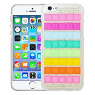 Desire Bling Bling Crystal Cover for iPHone 6 / 6S - 16