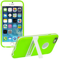BumperShield Protective Kickstand Case for iPhone 6 - Green