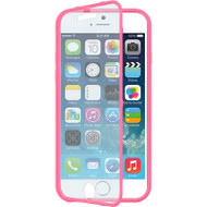 Gelli Flip Case with Integrated Screen Protector for iPhone 6 / 6S - Hot Pink