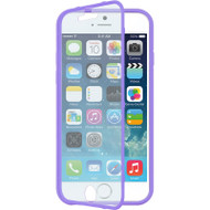 Gelli Flip Case with Integrated Screen Protector for iPhone 6 - Purple