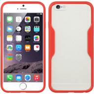 AquaFlex Hybrid Case for iPhone 6 - Red