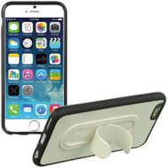 Snap Tail Kickstand Case for iPhone 6 - White