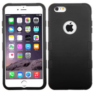 *SALE* Military Grade Certified TUFF Hybrid Case for iPhone 6 Plus / 6S Plus - Black