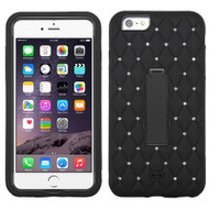 *Sale* Impact Armor Spot Diamond Case for iPhone 6 Plus - Black