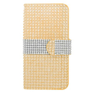 Diamond Wallet Case for iPhone 6 Plus / 6S Plus - Gold