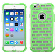 GloCase Hybrid Protector Cover for iPhone 6 / 6S - Brick Green