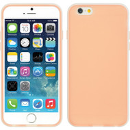 ActiveTime TPU Skin Cover for iPhone 6 - Peach