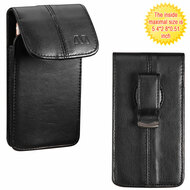 Executive Leather Sleeve - Black