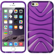Wave BumperShield Protective Case for iPhone 6 / 6S - Purple
