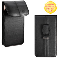 Executive Leather Sleeve - Black 11338