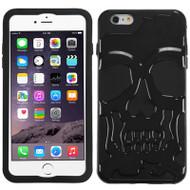 Skullcap Hybrid Case for iPhone 6 Plus / 6S Plus - Black