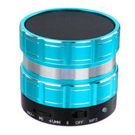 Portable Bluetooth Wireless Speaker with Hands-Free Speakerphone - Blue