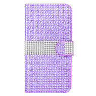 Diamond Wallet Case for iPhone 6 Plus / 6S Plus - Purple