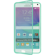 *Sale* Gelli Flip Case with Integrated Screen Protector for Samsung Galaxy Note 4 - Teal