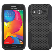 Astronoot Multi-Layer Hybrid Case for Samsung Galaxy Avant - Black