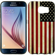 Graphic Rubberized Protective Gel Case for Samsung Galaxy S6 - United States